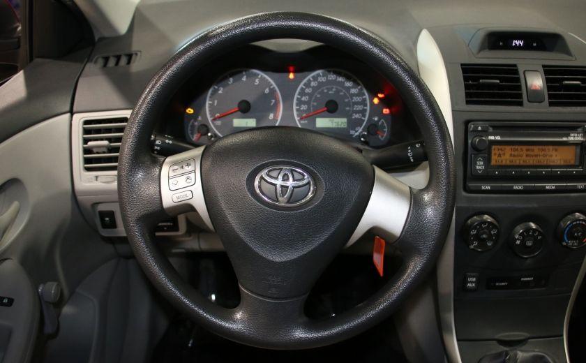 2013 Toyota Corolla CE A/C #11