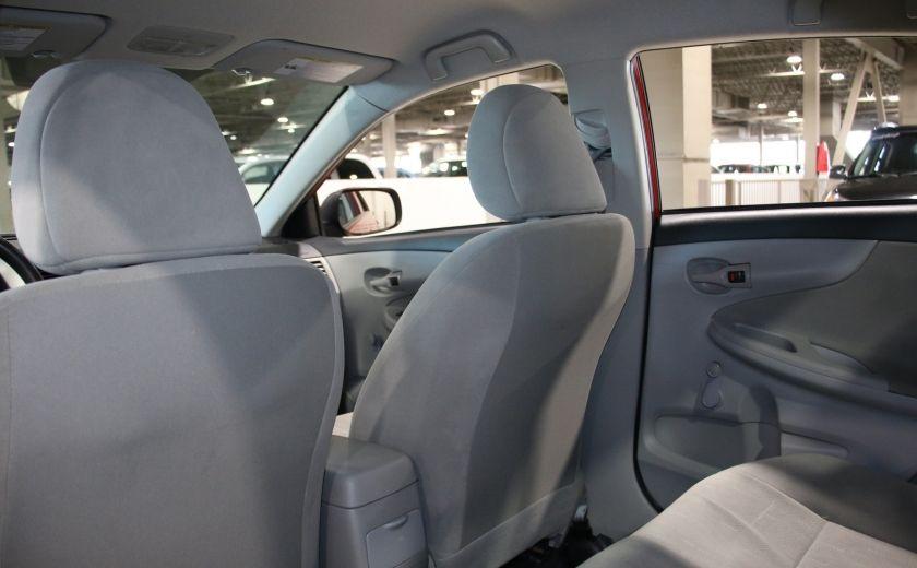 2013 Toyota Corolla CE A/C #13