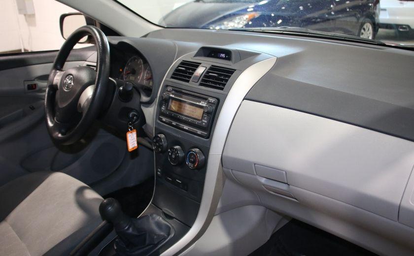 2013 Toyota Corolla CE A/C #17