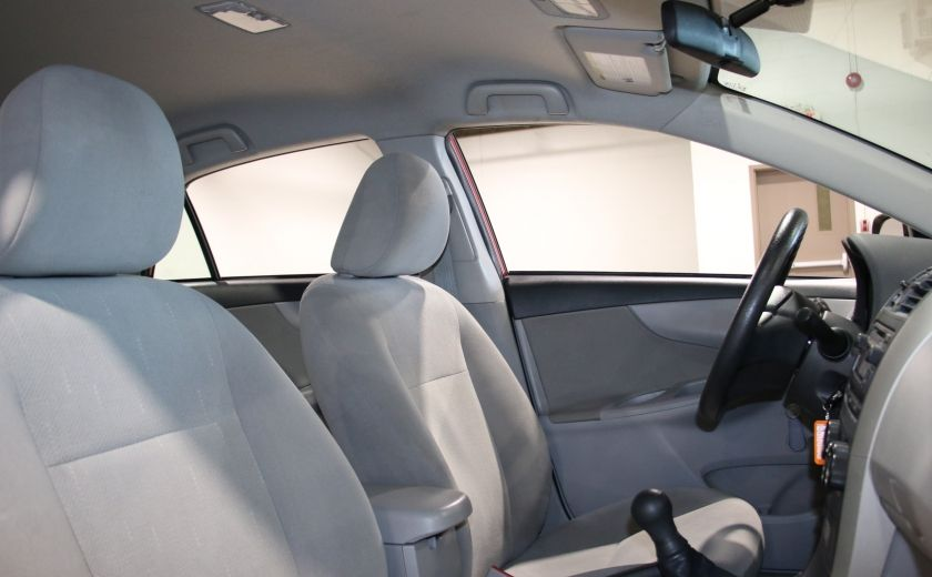 2013 Toyota Corolla CE A/C #19