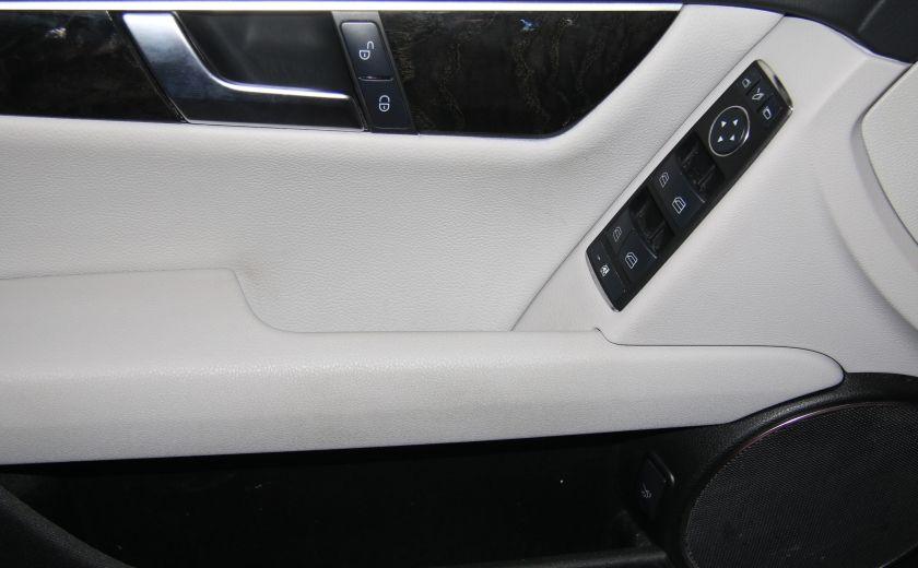 2013 Mercedes Benz C300 4MATIC AUTO CUIR TOIT MAGS BLUETOOTH #7