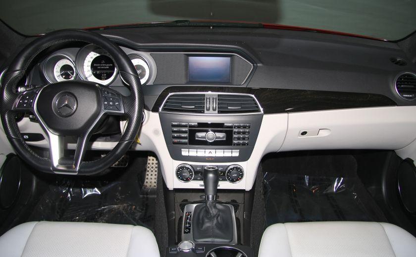 2013 Mercedes Benz C300 4MATIC AUTO CUIR TOIT MAGS BLUETOOTH #10