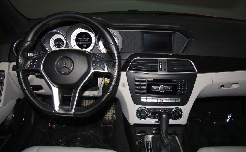 2013 Mercedes Benz C300 4MATIC AUTO CUIR TOIT MAGS BLUETOOTH #11