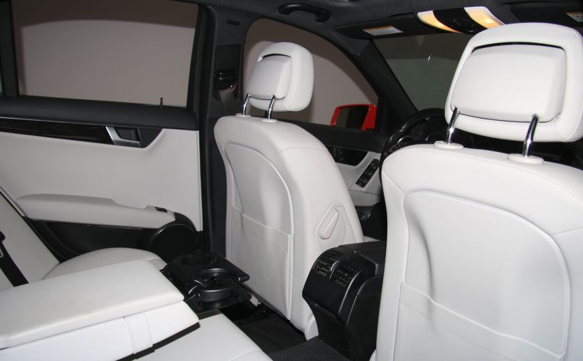 2013 Mercedes Benz C300 4MATIC AUTO CUIR TOIT MAGS BLUETOOTH #18