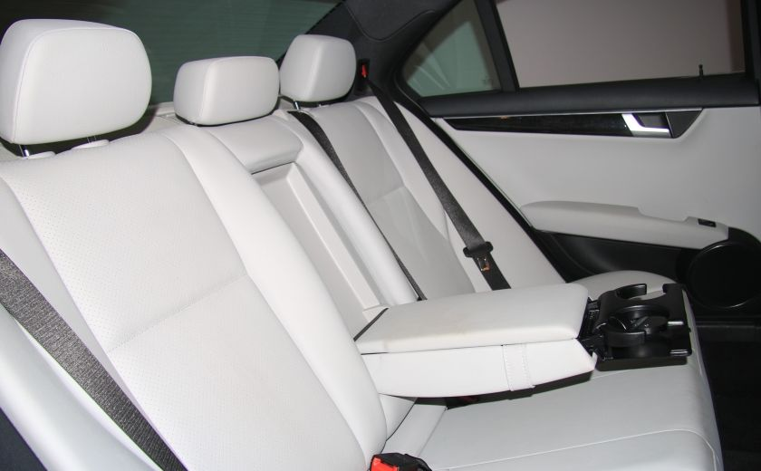 2013 Mercedes Benz C300 4MATIC AUTO CUIR TOIT MAGS BLUETOOTH #19