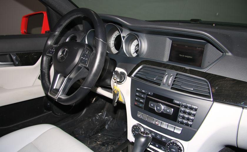 2013 Mercedes Benz C300 4MATIC AUTO CUIR TOIT MAGS BLUETOOTH #21