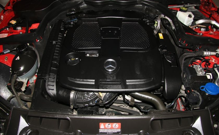 2013 Mercedes Benz C300 4MATIC AUTO CUIR TOIT MAGS BLUETOOTH #23