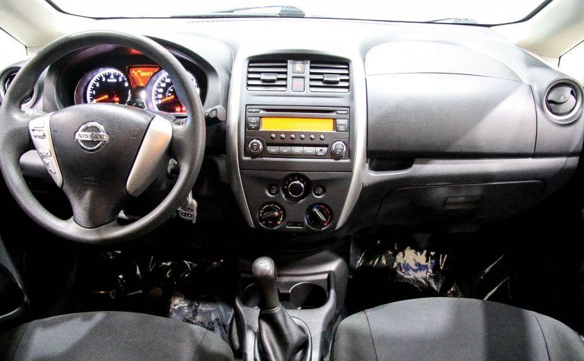 2015 Nissan Versa S #7