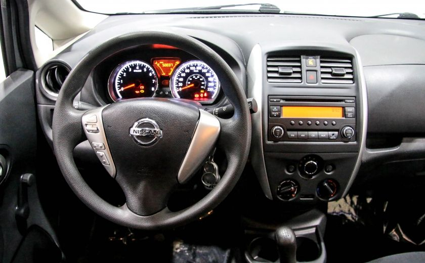 2015 Nissan Versa S #8