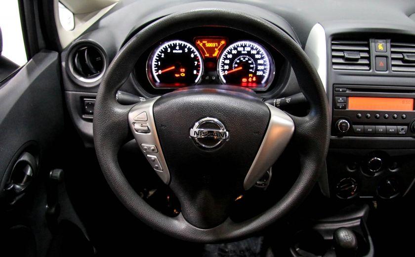 2015 Nissan Versa S #9