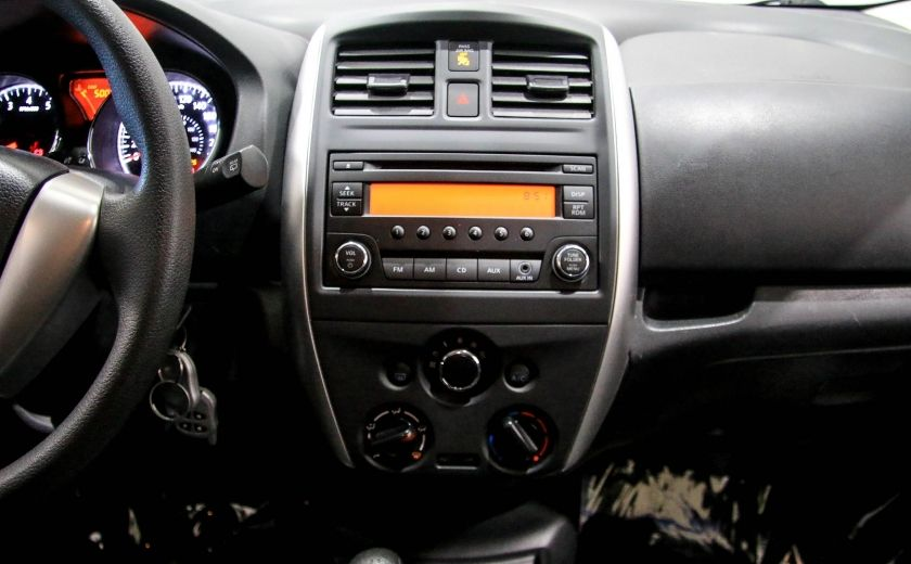 2015 Nissan Versa S #10