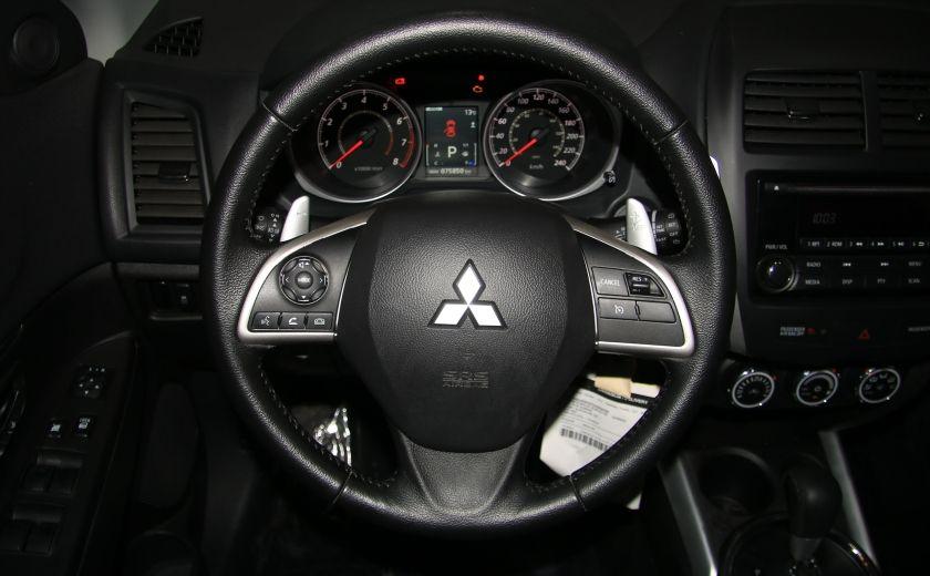 2014 Mitsubishi RVR GT 4WD AUTO A/C MAGS BLUETOOTH #11