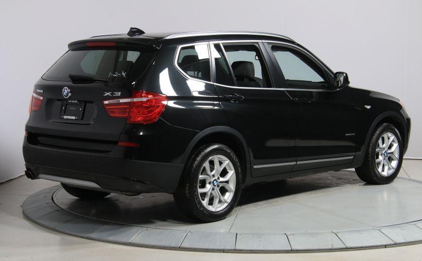 2013 BMW X3 28i #6