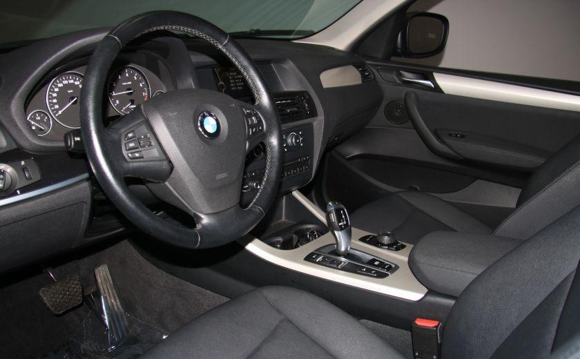2013 BMW X3 28i #8