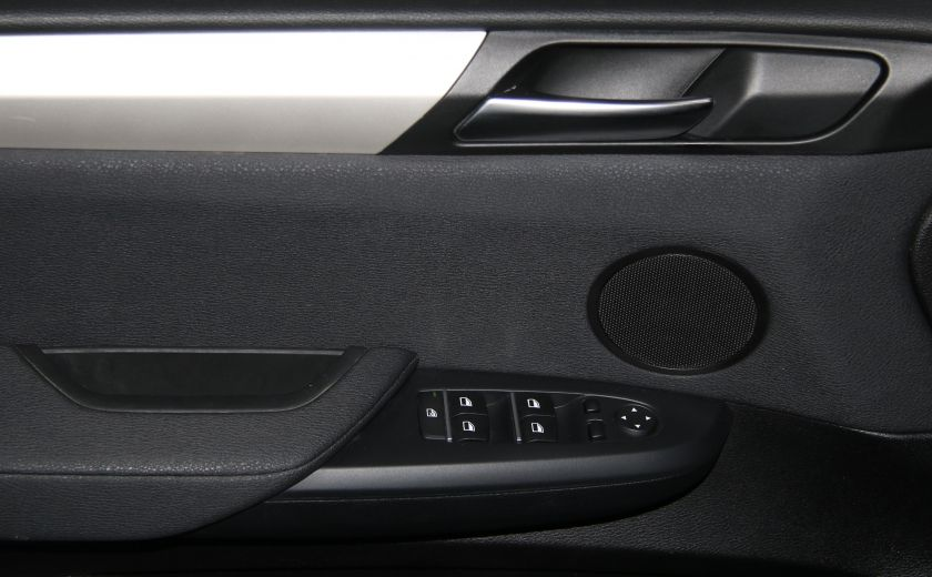 2013 BMW X3 28i #10