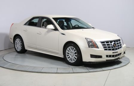 2013 Cadillac CTS Luxury AWD CUIR MAGS BLUETOOTH #0