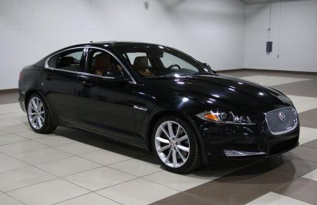 2014 Jaguar XF AWD NAV AWD CUIR TOIT MAGS V6 AUTO AC GR ELEC #0