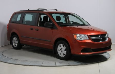2012 Dodge GR Caravan SE A/C GR ELECT #0