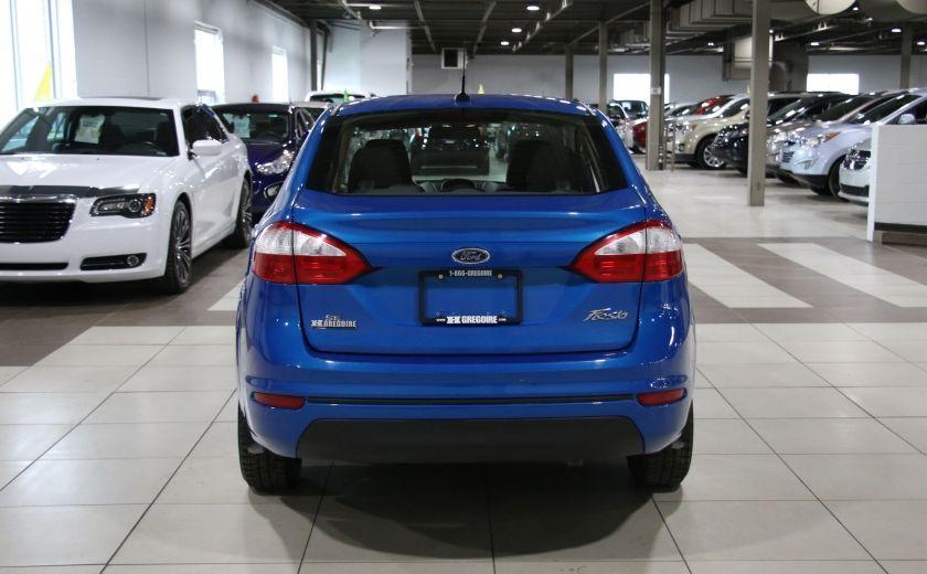 2014 Ford Fiesta SE AUTO A/C GR ELECT #5