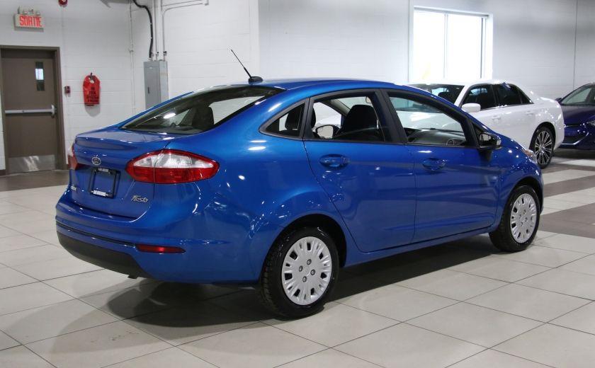 2014 Ford Fiesta SE AUTO A/C GR ELECT #6