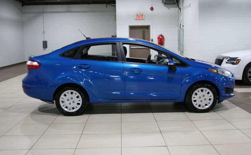 2014 Ford Fiesta SE AUTO A/C GR ELECT #7