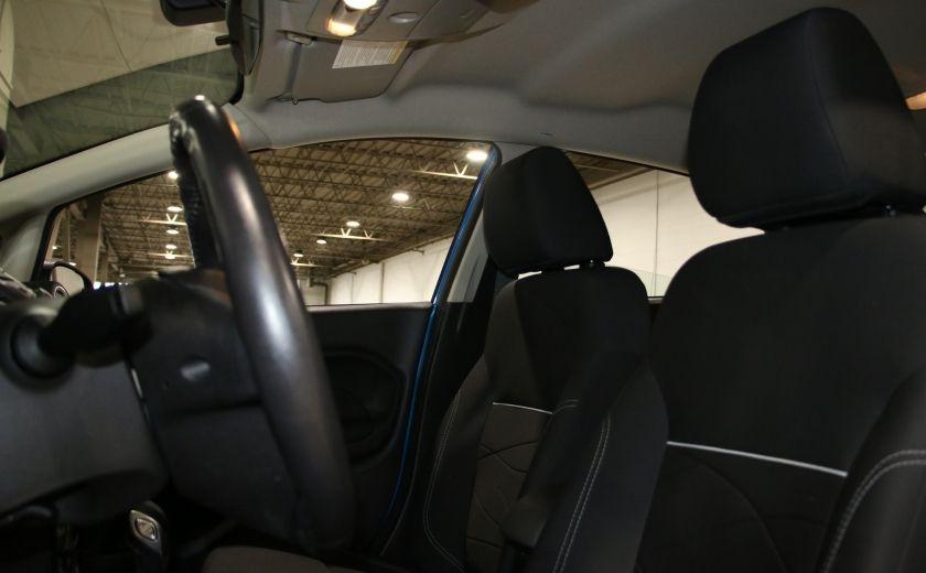 2014 Ford Fiesta SE AUTO A/C GR ELECT #9