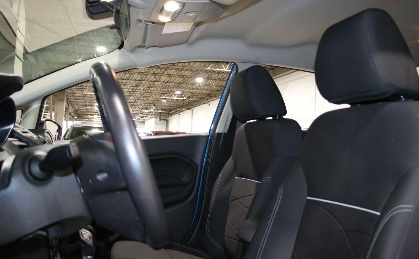 2014 Ford Fiesta SE AUTO A/C GR ELECT #10