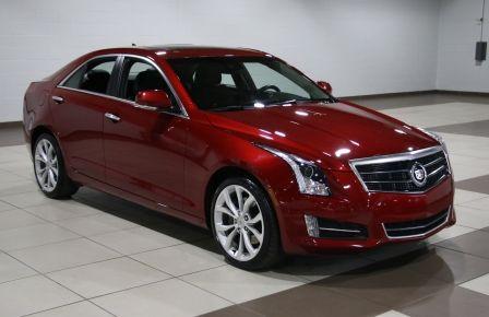 2014 Cadillac ATS Performance AWD 2.0T CUIR TOIT MAGS #0