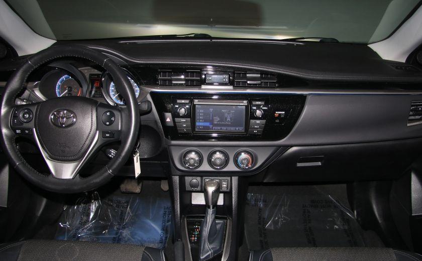 2014 Toyota Corolla S CVT CUIR-TISSUS TOIT BLUETOOTH HID #45