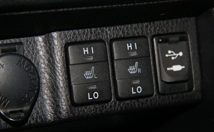 2014 Toyota Corolla S CVT CUIR-TISSUS TOIT BLUETOOTH HID #50