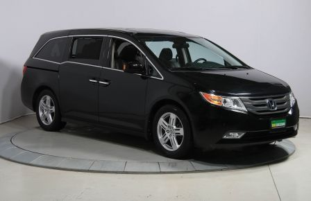 2013 Honda Odyssey Touring A/C CUIR TOIT MAGS NAV #0