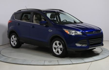 2015 Ford Escape SE 4WD CUIR TOIT NAVIGATION MAGS BLUETOOTH #0