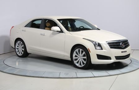 2013 Cadillac ATS LUXURY V6 AWD CUIR CAMERA RECUL #0