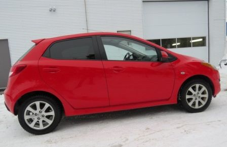 2011 Mazda 2 GS in Estrie