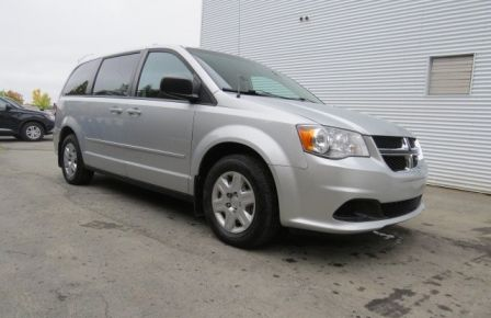 2012 Dodge GR Caravan SE STOW'N GO in Abitibi