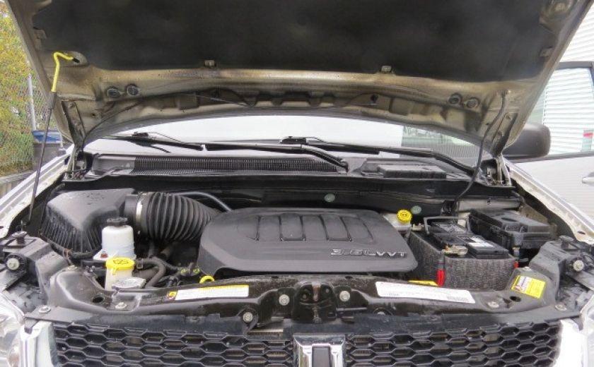 2012 Dodge GR Caravan SE STOW'N GO #2
