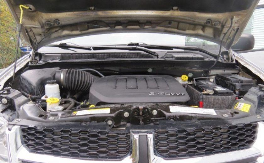 2012 Dodge GR Caravan SE STOW'N GO #3