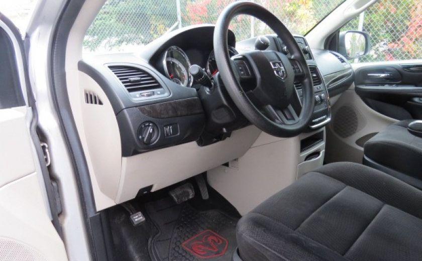 2012 Dodge GR Caravan SE STOW'N GO #5