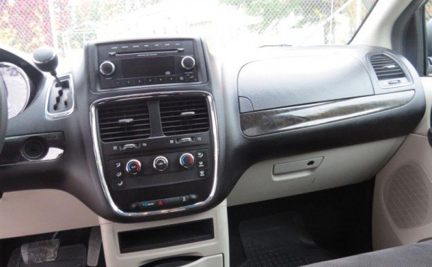 2012 Dodge GR Caravan SE STOW'N GO #13