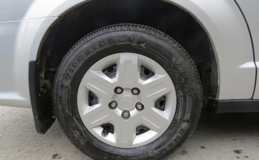 2012 Dodge GR Caravan SE STOW'N GO #20