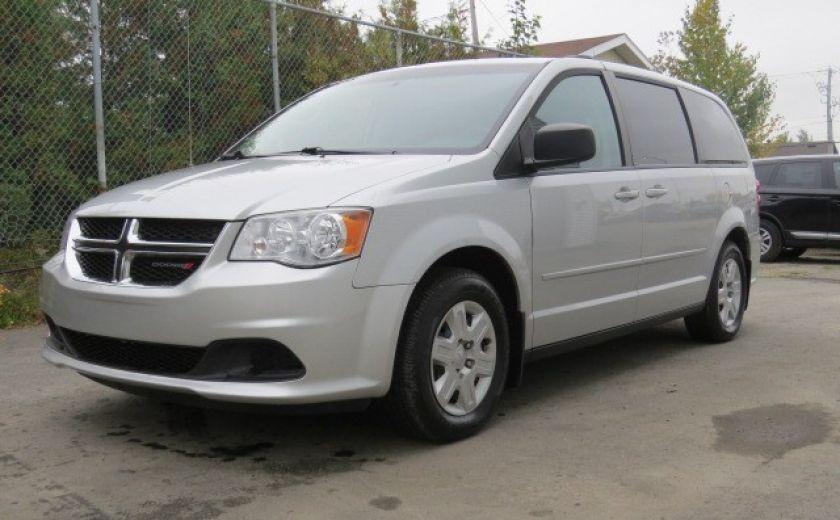 2012 Dodge GR Caravan SE STOW'N GO #1