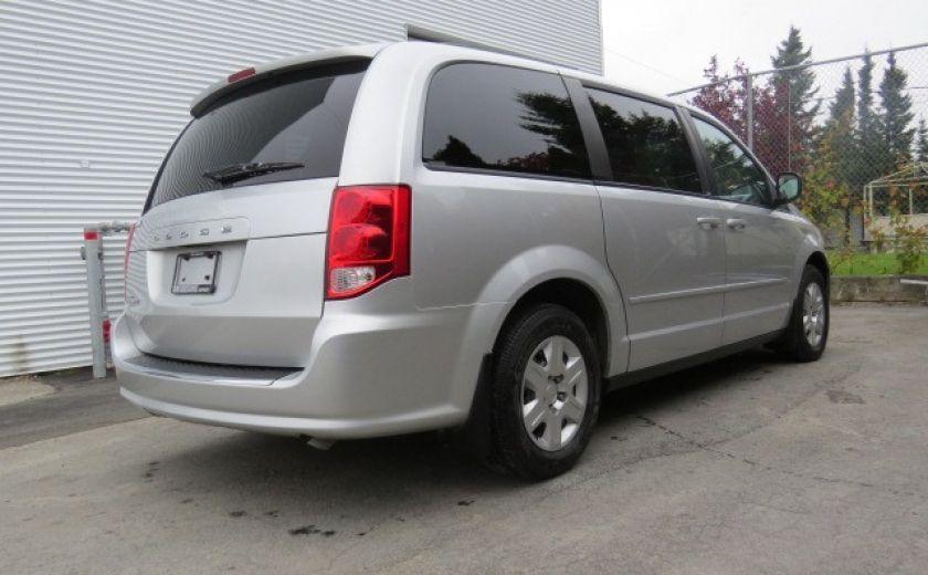 2012 Dodge GR Caravan SE STOW'N GO #24