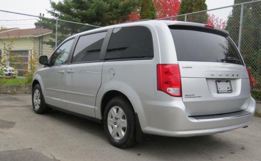 2012 Dodge GR Caravan SE STOW'N GO #28