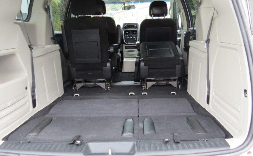 2012 Dodge GR Caravan SE STOW'N GO #33