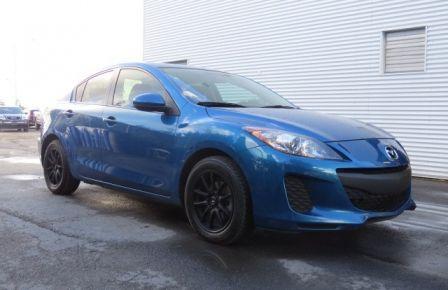 2012 Mazda 3 GX à Abitibi