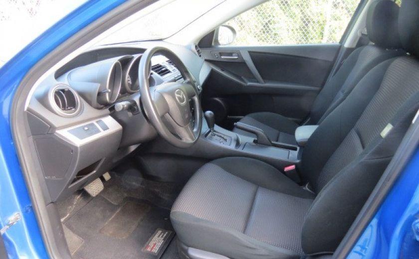2012 Mazda 3 GX #13