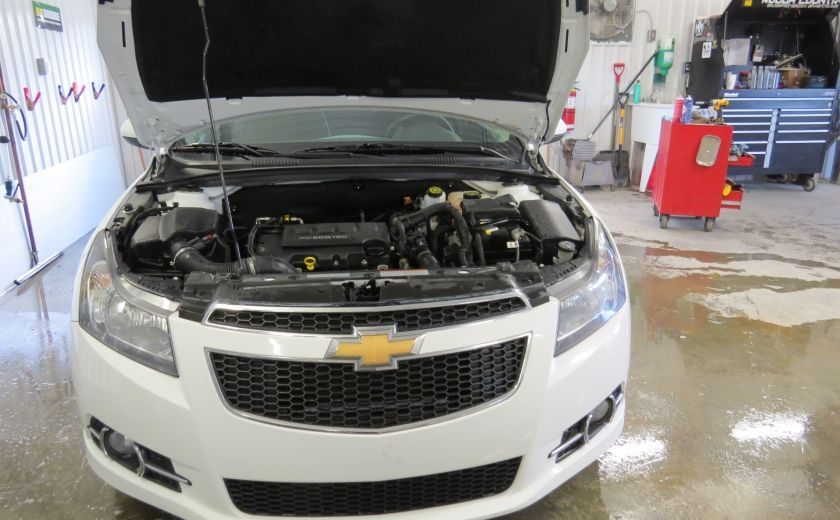 2012 Chevrolet Cruze LT Turbo+ w/1SB #13