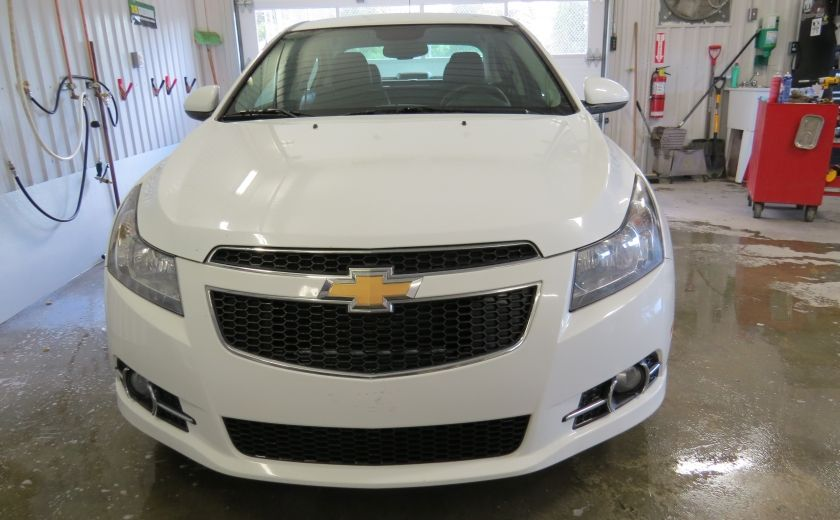 2012 Chevrolet Cruze LT Turbo+ w/1SB #2
