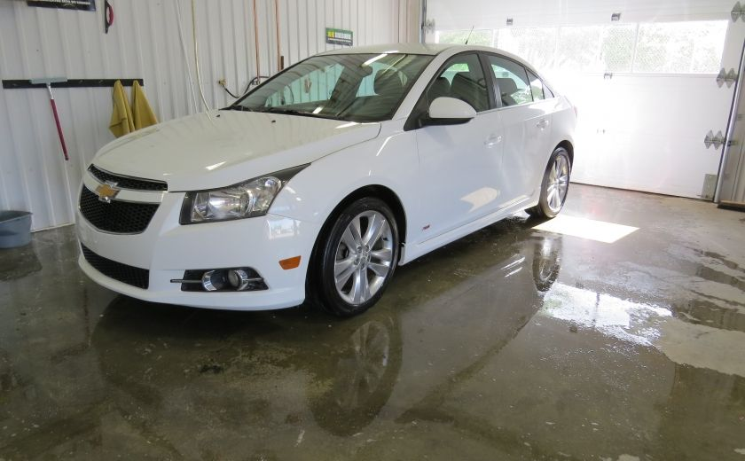 2012 Chevrolet Cruze LT Turbo+ w/1SB #1