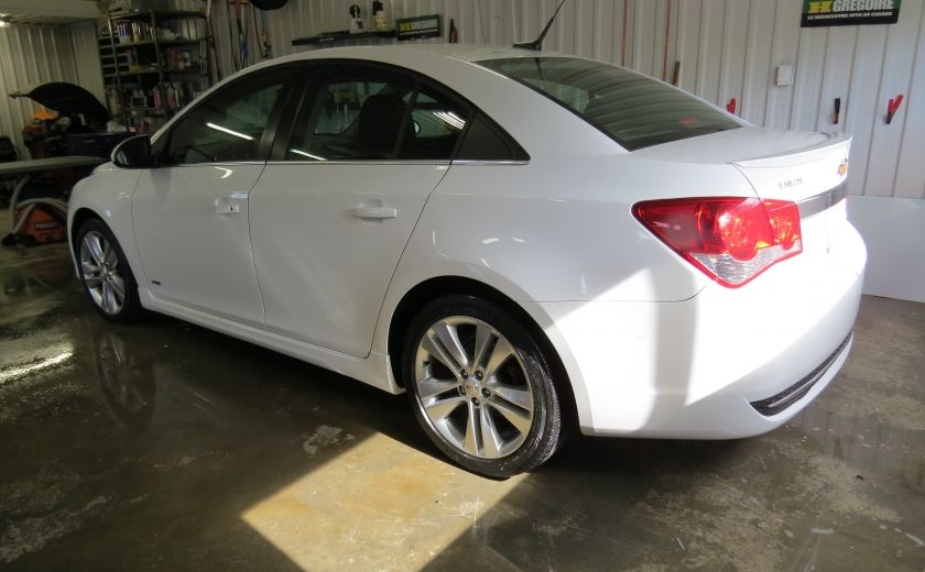 2012 Chevrolet Cruze LT Turbo+ w/1SB #3
